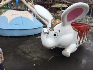群馬サファリパーク 遊園地 2歳 ブログ