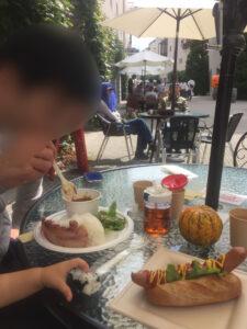 八ヶ岳リゾナーレ レストラン 子連れ