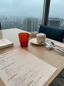 大阪マリオット都ホテル 朝食 COOKA