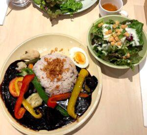 ミッフィーカフェ 神戸 メニュー ランチ カレー